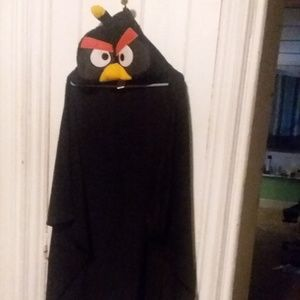 Angry Birds Other - Angry Birds hooded Blanket